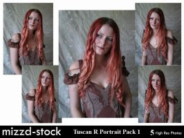 Tuscan Romance Portrait Pack 1 by mizzd-stock