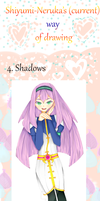 How I CG Step 4 - Shadows by Shiyumi-Neruka