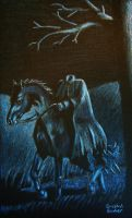 Headless Horseman by HorselessHerder