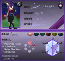 Armonia Institute - Celine's Application by DatBritishMexican
