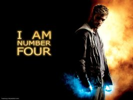 I AM NUMBER FOUR by TeamAyu