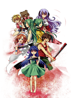 Higurashi - SYNDROME by karoljc