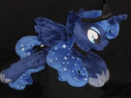 She's the Princess of the Night by FeatherStitched