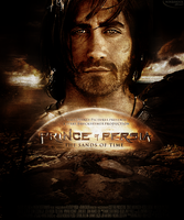Prince of Persia Poster by mademoiselle-art