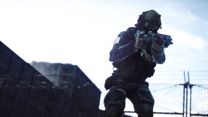 Hwooo.. so cold .. in BF4 by sHAAkurAs