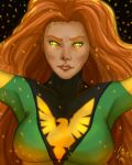 Jean Grey by MandyRuss