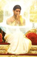 Nithyananda lingam by Valleysequence