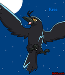 Chalé dos shinigamis Deltora_quest__Kree_by_MaKalucario