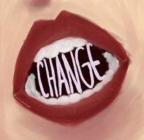 Change by UnblemishedWorld