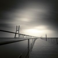 Vasco Da Gama Bridge by DenisOlivier