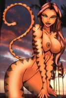 Tigra Nude by Jason244555