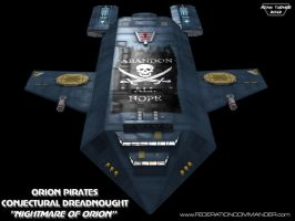 Orion Pirates Dreadnought 4 by Adam-Turner