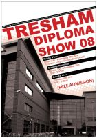 Simple Type Diploma Poster by masternoname