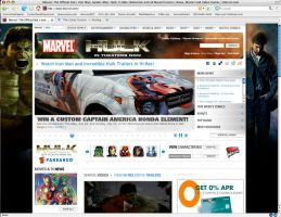 Captain America Car Article by RichGinter