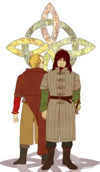 Vinland Saga - We Will Meet Again by Niladhevan
