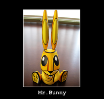 MR BUNNY by claver