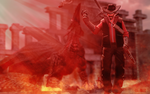 Rise of the Red Warrior by ALMarkAZ