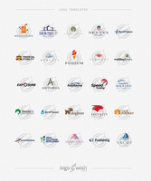 Logo Templates Portfolio by Logoswish