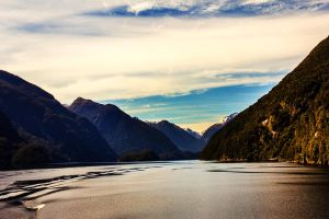Doubtful Sound Cruise by hesitation