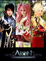 AION : Tower of Eternity by pinkyluxun