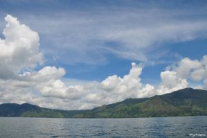 THE BEAUTY OF LAKE TOBA by Krissyena