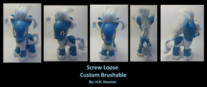Screw Loose Brushable by Gryphyn-Bloodheart
