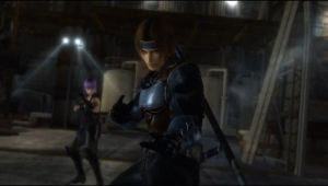 Hayate and Ayane in Dead or Alive 5 by TimothyB25