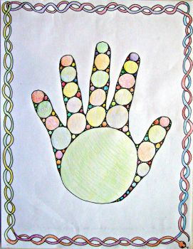 My Hand by bgallant