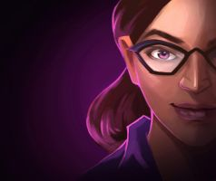 Tf2 miss pauling by biggreenpepper