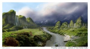 Landscapes Practice Lecture 2 by Calaymo