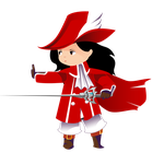 Red Mage by jeibeas