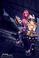 VI - League of Legends by big-pao