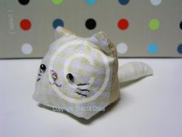 Plushie Little Tiger by Tsukarii