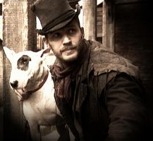 Tom Hardy - Bill Sikes by AMANDABOMINATION