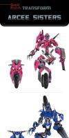 Arcee Transform animation by zgul-osr1113
