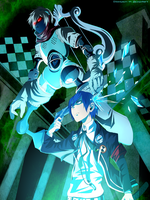 Persona 3- Minato by Fries-N-Patty