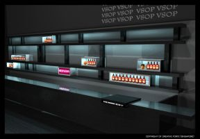 Bar proposal for Hennessy VSOP by taowangus