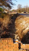 Dry Creek Bed by jesus-at-art