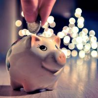 Piggy bank by Justysiak
