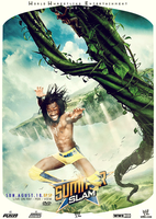 Poster Summerslam 2013 by ahmed-aldhfeeri