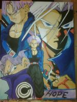 trunks collage by VIZEarts