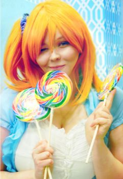Love Live! - Sweet as Candy. by xEdgeofNight