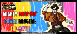 AT4W:  Morphin' Power Rangers the Movie by MTC-Studio