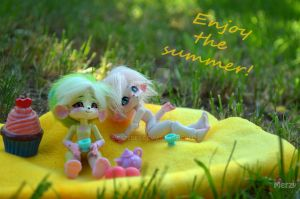 Enjoy the summer ! by Merzedes