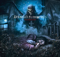 A7X - Nightmare by CUBASMETAL