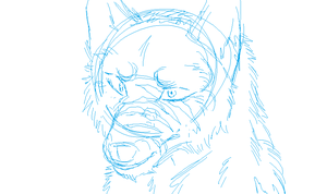 Captain Rigby Cry TEST WIP by KasaraWolf