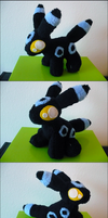 Umbreon [wip] by naox