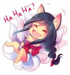 -- Patreon reward : LOL Ahri -- by Kurama-chan