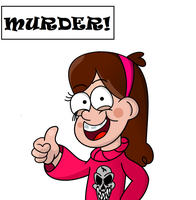 Mabel Approves! by Daniel-SG