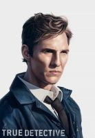 Rust Cohle - True Detective by Niclol1910